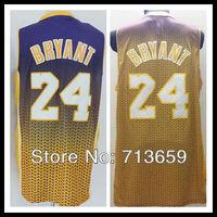 Free Shipping,Cheap sports jersey,#24 Fashion Rev 30 basketball jersey,embroidery logos,SIZE:S-XXXL,Accept Mix Order
