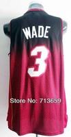 Miami #3 Dwyane Wade Fashion Rev 30 basketball jersey,Cheap sports jersey,Free Shipping,embroidery logos,Accept Mix Order