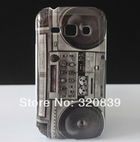 Retro Radio Cassette Player Skin Cover Case For Samsung Galaxy Ace 3 S7272 S7270