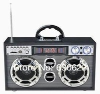 The latest  FM/AM Radio with recording function  and digital display  support USB/SD/Mobile phone