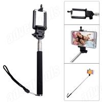Super Long 20CM-110CM  3-in-1 Monopod for Camera / GoPro Hero3+/ 3 / 2 / IP5s/5/4 / Samsung /SJ4000/SJ5000
