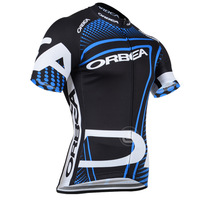 Free Shipping New 2014 ORBEA Team Mens Jerseys Short Sleeve Cycling Jerseys Quick Dry Breathable Riding Bike Cycling Clothing