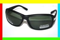 SPORT LARGE HEAD CLASSIC MODEL Driver's TAC enhanced polarized polaroid polarised golf ski UV 400 Men's sunglasses REAL PICTURE