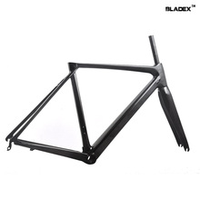 BladeX CARBON ROAD FRAME S40 ; Super Light Bicycle Frame; Made From Toray T700; Includes Seatpost, Forks Included;(China (Mainland))