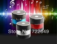 Mini Portable Bluetooth Hifi Speaker Micro SD/TF Card USB Disk Music Player MP3/4 Audio SDY001 FM SDY-001 for iPhone Samsung pc
