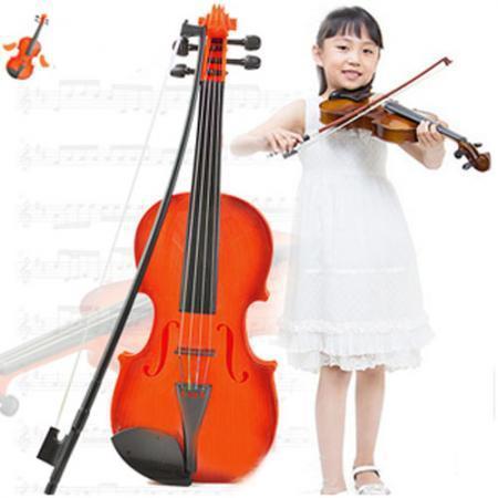 Musical Violin Dog Toy Violin Musical Toys
