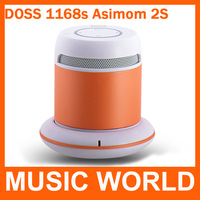 DOSS DS-1168s Wireless Mini Bluetooth Speaker for Computer Support Hands-free Phone Call HIFI Sound Loudspeakers