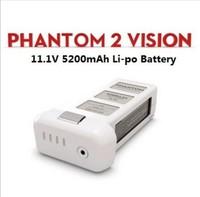 DJI Phantom 2 Vision Original Battery Spare  5200mAH LiPo 11.1V Rechargable