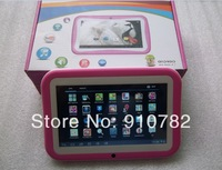 Kids Tablet pc Children Tablets  7'' Android 4.1  with RAM 512MB, Rc2926 WiFi support multiple language,double rear camera