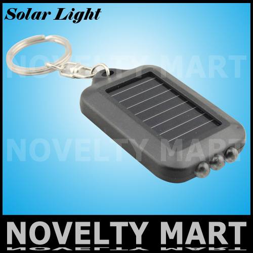 5pcs/lot Solar key chain lights emergency lamps led outdoor super bright small night light portable solar lamp(China (Mainland))