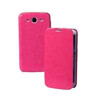 Luxury Flip PU Leather Case for Samsung I9152/9150/9158/Mega 5.8 Case Ultra Thin Full Body Protective Case Free Shipping