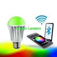 LED Bluetooth Bulb 7w  RGB + White