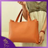 Hotselling 2014 Women's Genuine Leather Handbag, Ladies Totes Female IOI, Cowhide Portable One Shoulder Cross-body Shoulder Bag