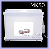 5500K 5500LUX Portable Mini MK50 Photo Studio Photography Light Box Photo Box 110V/220V