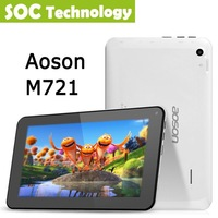 Aoson M721 Dual Core Tablet PC 7 inch Android 4.0 Allwinner A13 1.2GHz 512MB/4GB Dual Cameras/Amy