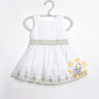 Children's clothing child skirt baby one-piece dress tank dress princess dress
