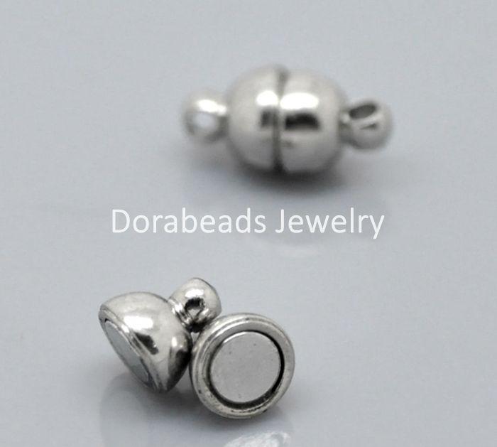 Lovely beads 10 12x6mm