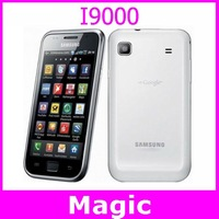 Original samsung I9000 refurbished Mobile phone Android 4.0'' Screen Wifi GPS 3G 5MP Camera Phone
