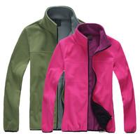 Outdoor Softshell Windstopper Windproof Breathable Fleece Jacket Men 2014 Spring Autumn Brands Coat Hiking Sports Clothing