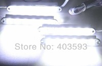 Strobe Daytime Running Light with Wireless Remote Control 24LED flash light