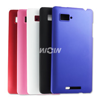 Newest Frosted PC Hard Case For Lenovo Vibe Z K910 Smart Phone, 5 Colors