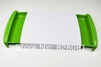Plastic Cutting Board /PP Chopping Boards, Kitchen Cut Blocks, White and Green Board