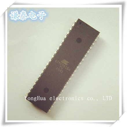[original&new] ATMEGA16A-PU, AVR, 8-bit microcontroller, 16K Flash [car computer board chip](China (Mainland