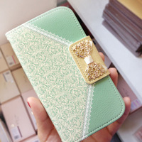 Details about For Samsung Galaxy S 3 S 4 Note 2 3 Wallet Card Holder Leather Flip Case Cover