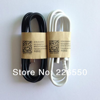 100PCS/LOT Mobile Phone Micro 2.0 USB Data Sync Charger Cable for Samsung Galaxy S3 S4 IV I9500 Note2 i9300