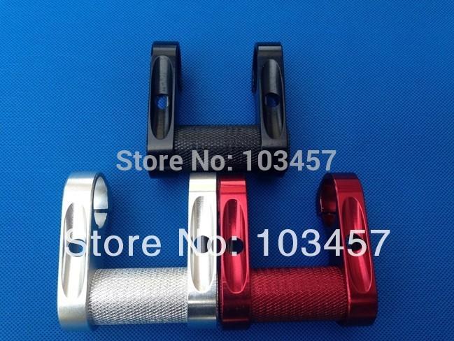 Free shipping, Bike Handlebar Dual Stem,25.4*90mm,Rise Stem,Offset for Bike handlebar for Folding Bike, Bicycle Parts(China (Mainland))