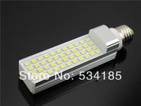 Hot Wholesale 9W 5050 SMD 44 LED E27 Corn Light bulb Lamp White / Warm White AC 85V-265V