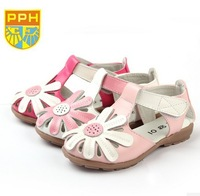 Children's shoes Girls shoes Princess baby sandals shoes leather sandals new spring and summer of 2014