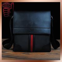 New Arrive Fashion Quality Famous Men's pu Leather Shoulder Bag Male Messenger Bag for Men Free Shipping