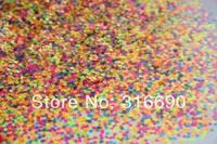 Pastel Solvent Resistant Glitter Mix - Fiesta Wear -Glitter Blend for Nail Polish Frankening Scrapbooking