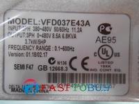 VFD-E Series VFD037E43A DELTA AC MOTOR DRIVE 380V 3.7KW New In Box !