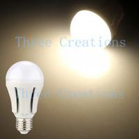 E27 9W 18 LED 5630 SMD Warm White Spotlight Spot Light Lamp Bulb AC 170-240V LED0003
