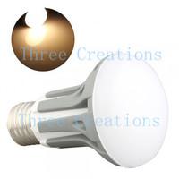 5pcs E27 R63 5W 30 LED 2835 SMD Warm Yellow Spotlight Spot Light Lamp Bulb AC 170-240V LED0011