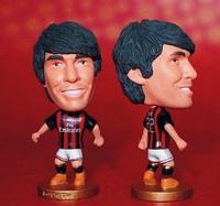 ac milan star doll & little figurine famous  player 22 kaka