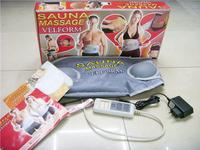 High quality Massage belt, slimming belt sauna vibration belt, As see on TV, hot sale
