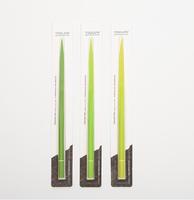 100 pieces / lot Grass Leaf Pen Grass-blade pen Best Desk decoration Free Shipping