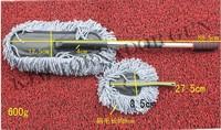 K508 1pcs 80cm*12cm+1pcs 27cm*8cm telescopic car wax mop dust brush for car wash/car cleaning brush/car washer