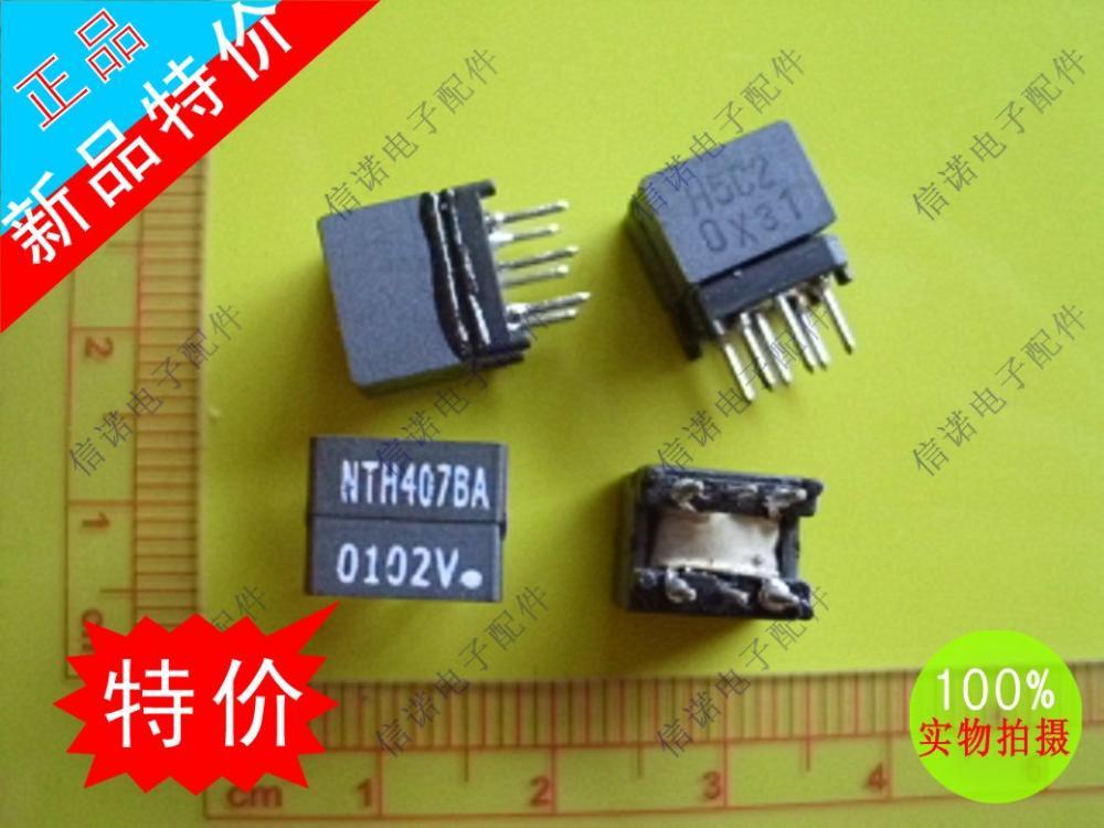 Genuine original line transformer coil inductors NTH407BA(China (Mainland))