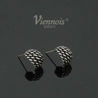 Wei ni hua allergy V018947E - 001 South Korea fashion earrings stud earrings adorn article