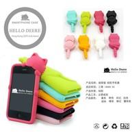 Der  for SAMSUNG   i9300 i9308 protective case mobile phone case galaxys3 cat cartoon silica gel sets