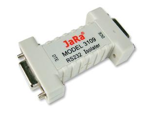 Jara 3109 db9 rs232 serial cable isolator free shipping(China (Mainland))