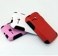 New Arribal Double drop resistance Cover For Alcatel one touch m'pop 5020 5020a Case,1 piece