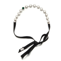 BeautyPlanning-new 2014 arrival wholesale 2 pieces/lot pearl headband fashion women hair  accessories beaded pearl hairband