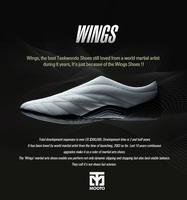 Classics MOOTO WINGS Fly Taekwondo Shoes MOOTO Classic Shoes