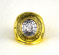 NFL 1966 Green Bay Packers Super Bowl championship rings