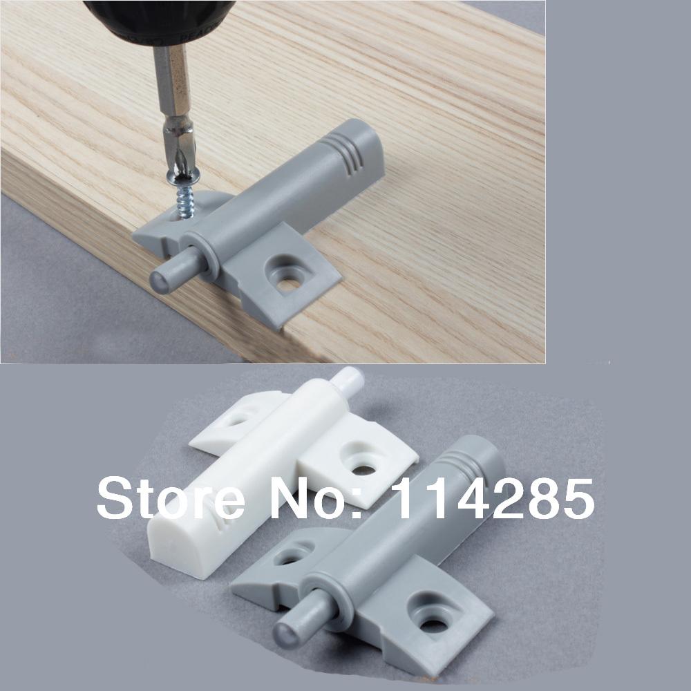 20Pcs White Kitchen Cabinet Door Drawer Soft Quiet Soft Closer Damper Buffers(China (Mainland))